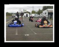 Kevin Keller (L) & Mitch Kirkpatrick (R) 125cc Shifter.