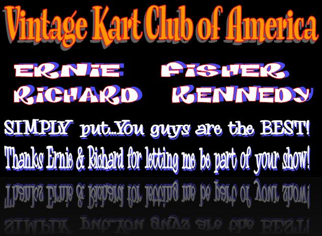 vintage Kart club
