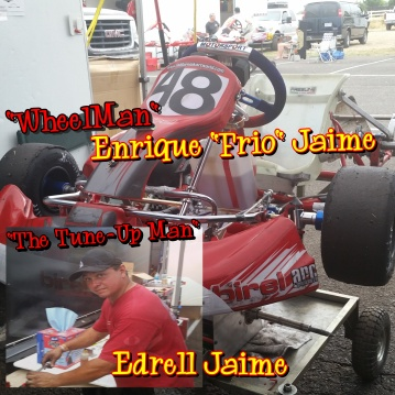 enrique Jaimes ride